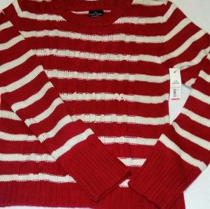 Faded Glory Girls Sweater in Large